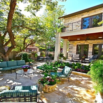 欧式田园风格——庭院花园别墅